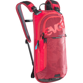 EVOC Stage Team Technical Performance Pack 3 L, red-ruby